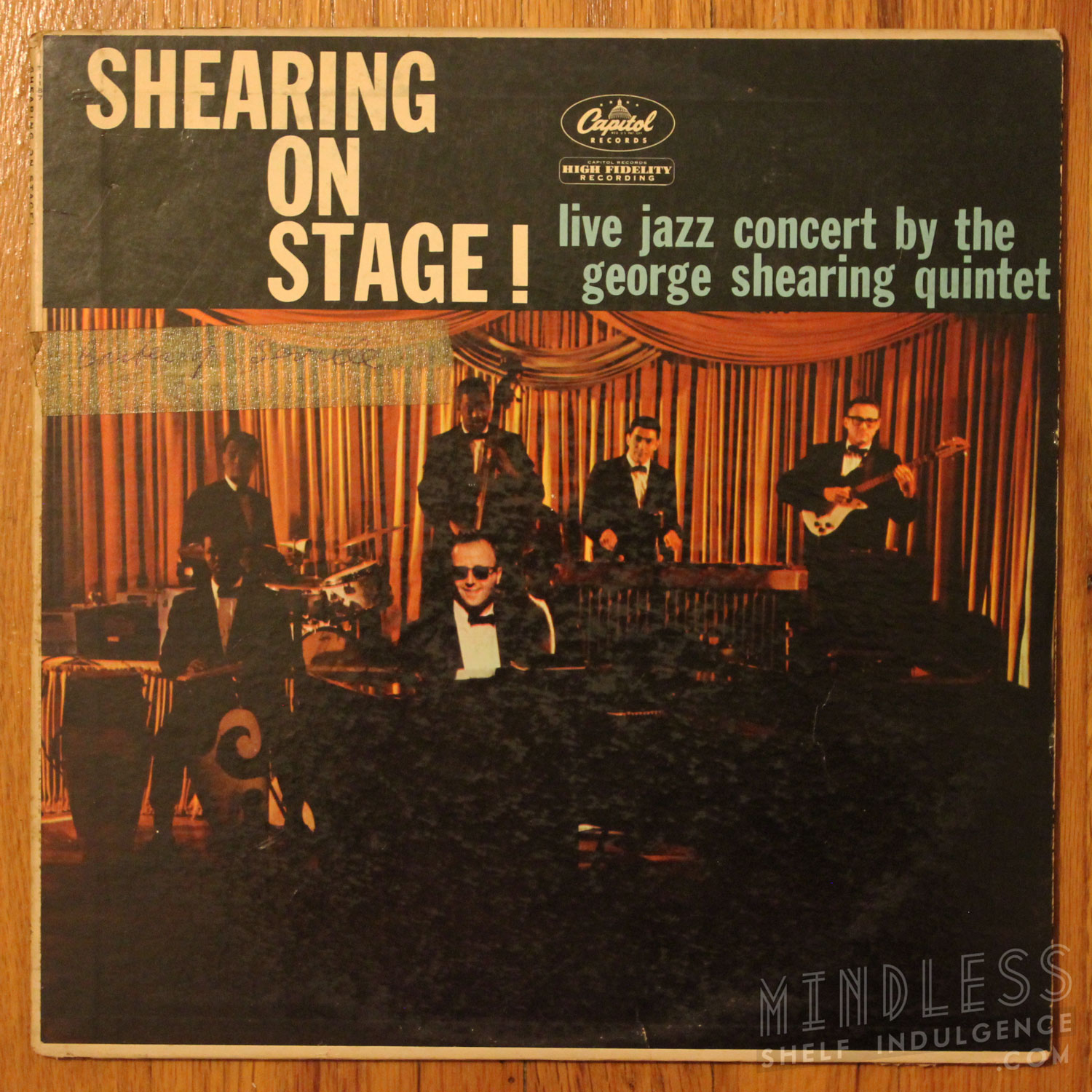Shearing on Stage LP