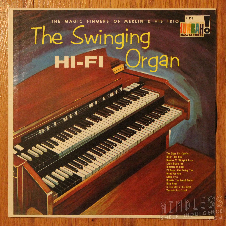 Swinging Hi Fi Organ LP
