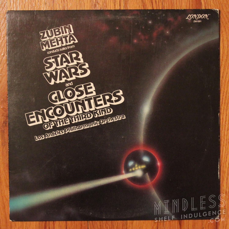 Zubin Mehta Star Wars LP