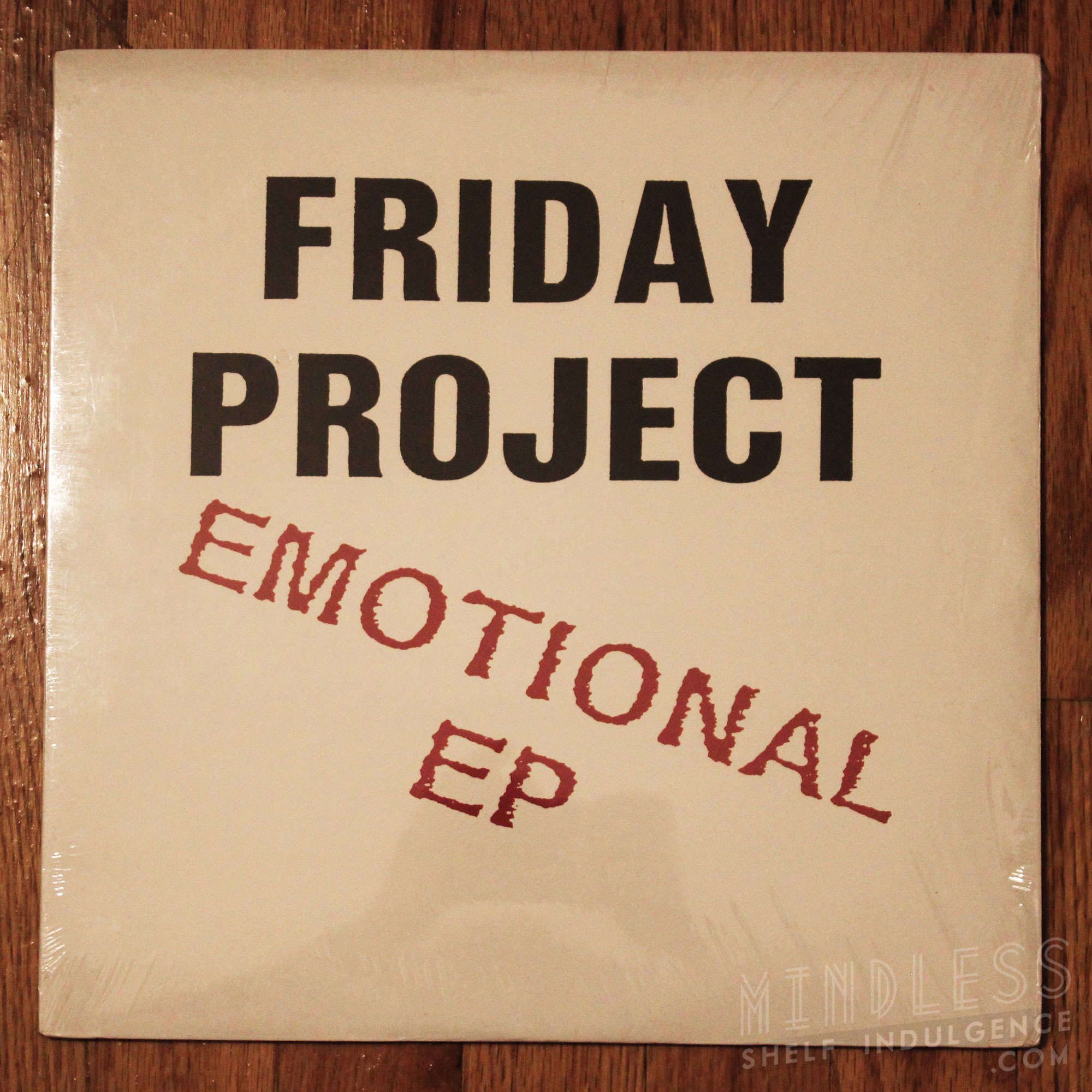 Friday Projects Emotional EP