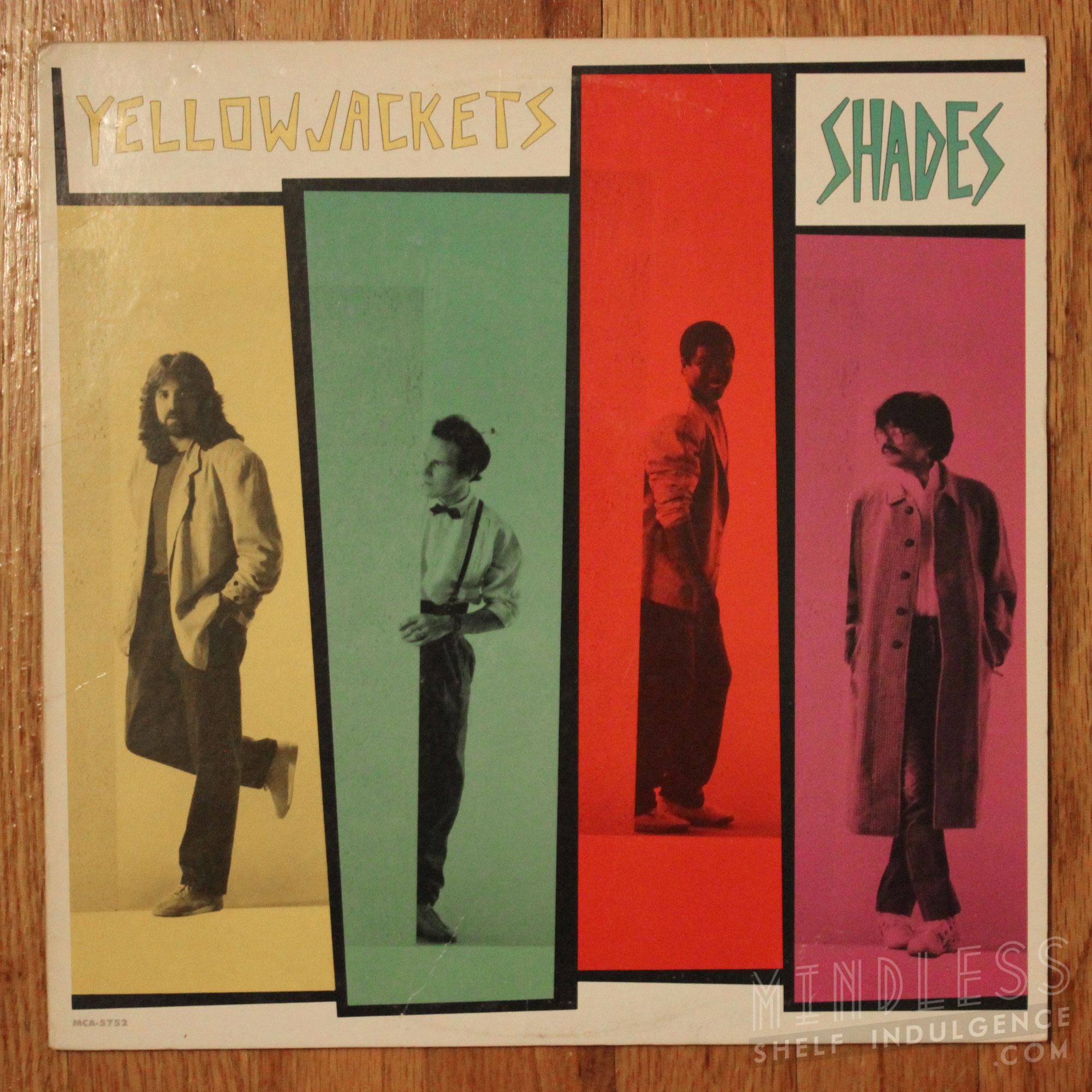 Yellowjackets Shades LP