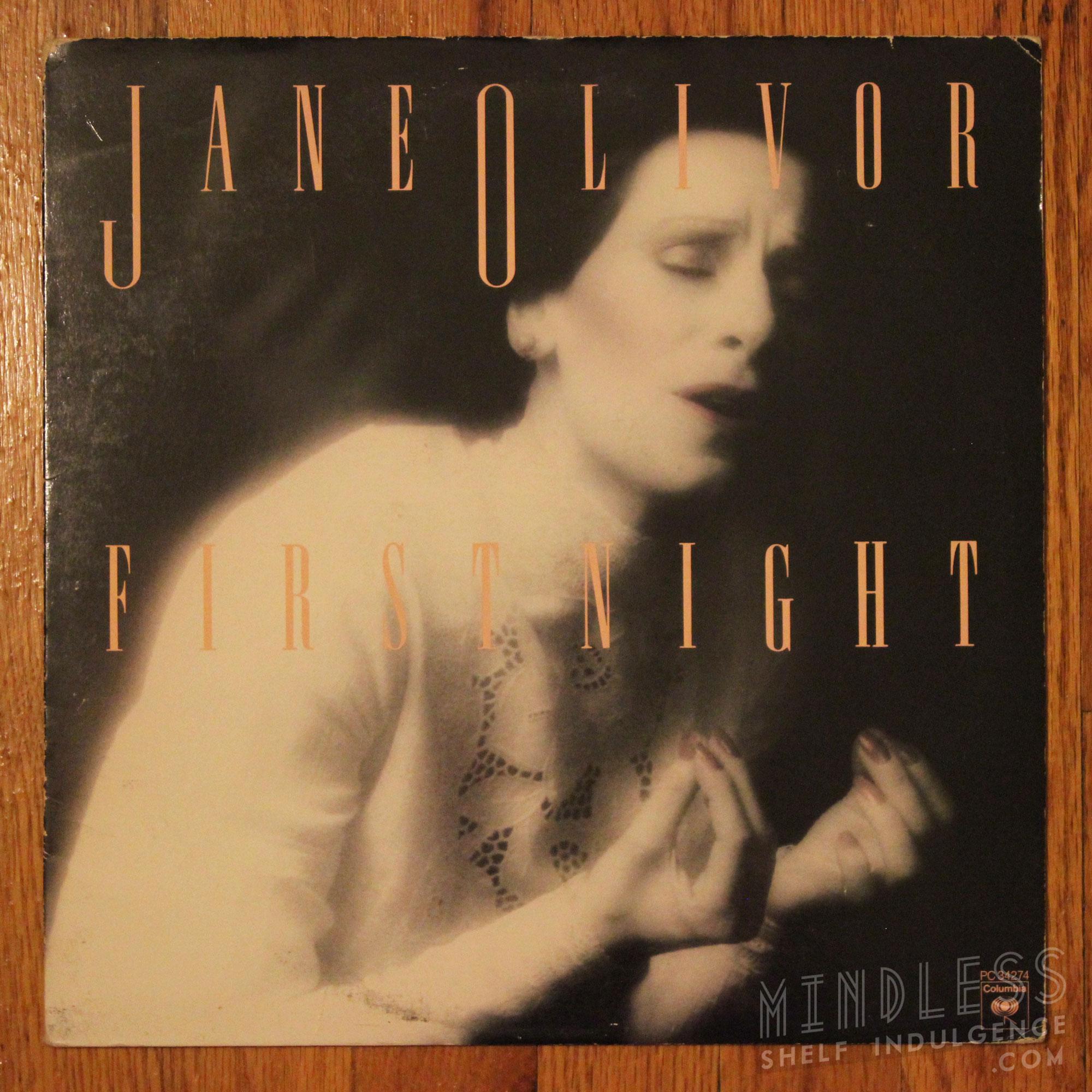 Jane Olivor First Night LP