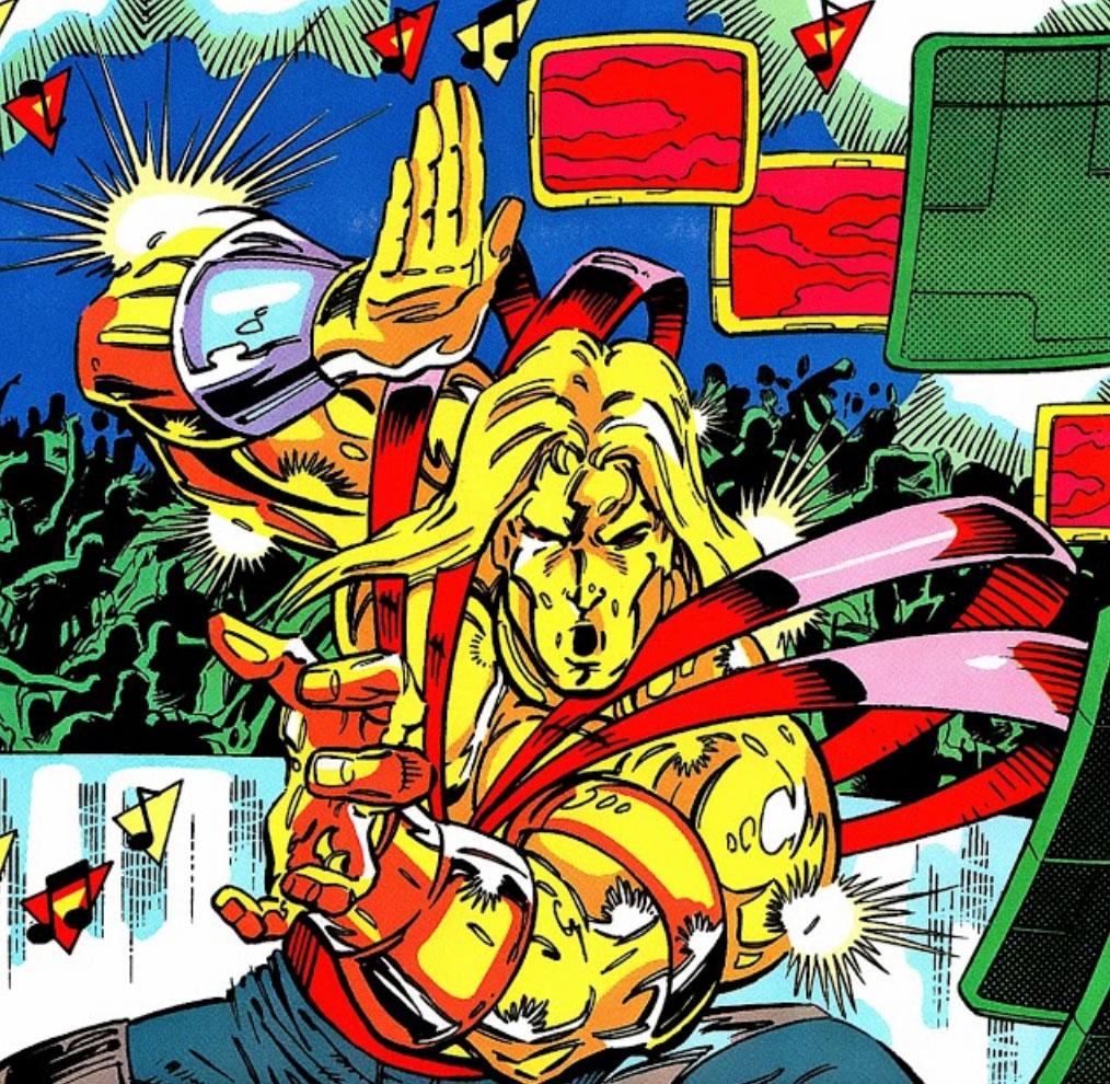 X-Men 2099's Metalhead