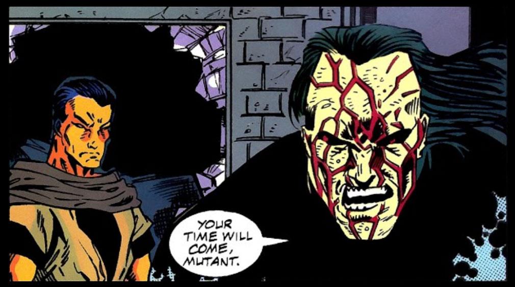 X-Men 2099's Breakdown