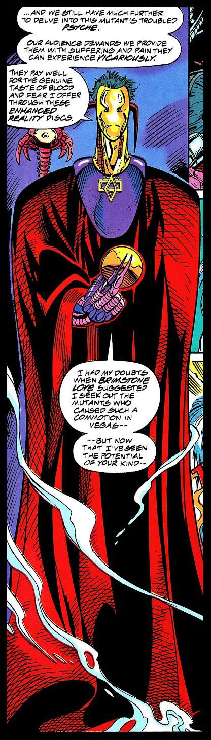 X-Men 2099's Controller-13