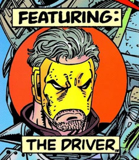 X-Men 2099's The Driver