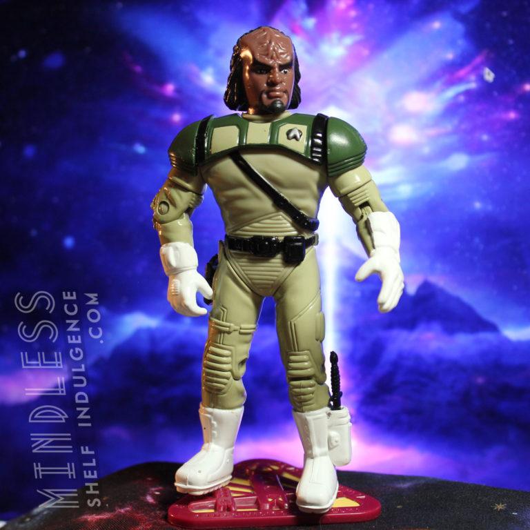 Starfleet Cadet Worf