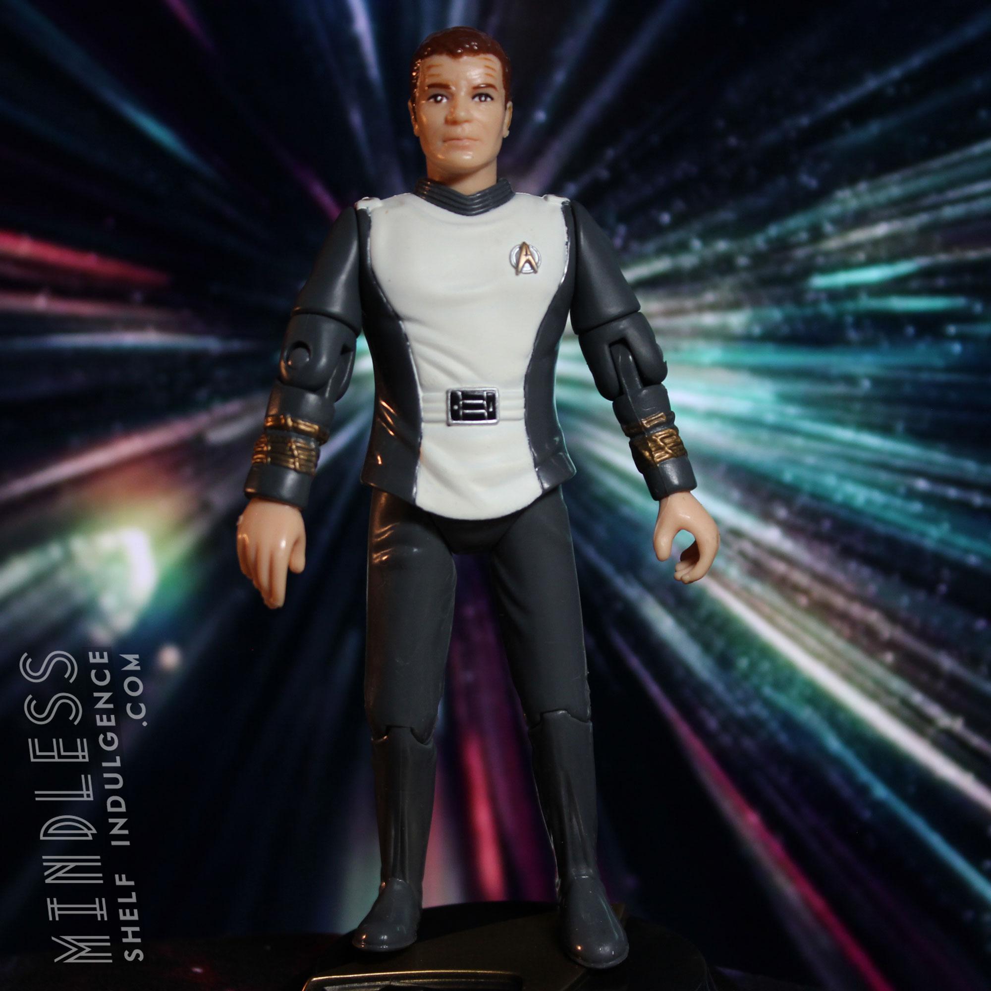 Admiral Kirk action figure