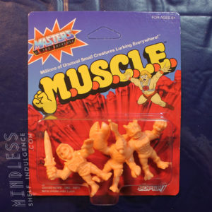 MUSCLE Masters of the Universe package